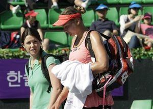 Петрова снялась с турнира в Пекине