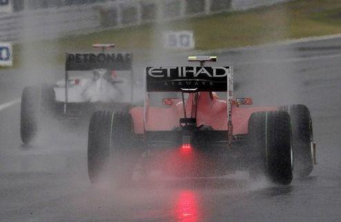 Гран-при Японии. Квалификация перенесена на завтра
