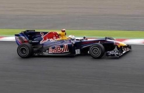 Гран-при Японии. Пилоты Ред Булл доминируют