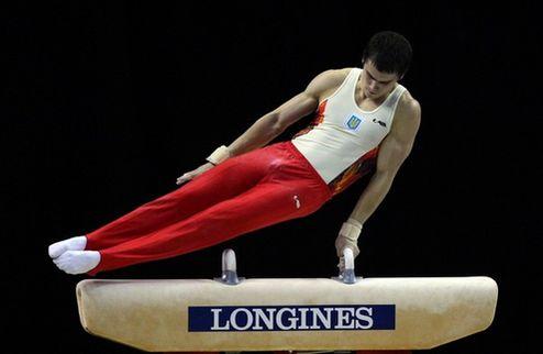 Гимнастика. На ЧМ-2010 наша сборная выступит без двух лидеров