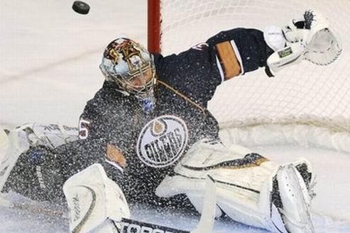 НХЛ. Вторая победа Эдмонтона