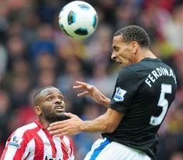 Фердинанд снова капитан англичан