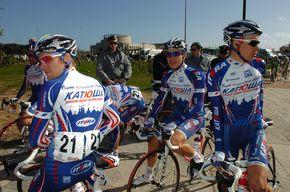 Катюша объявила состав на последнюю гонку Про-тура