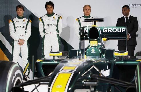 Лотус подтвердит контракт с Трулли до Гран-при Кореи