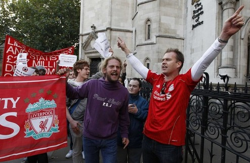 Владельцы Ливерпуля проиграли суд