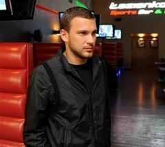 Приемов тренируется с польским клубом Заглембе
