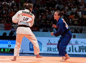 Украина примет кадетский чемпионат мира по дзюдо