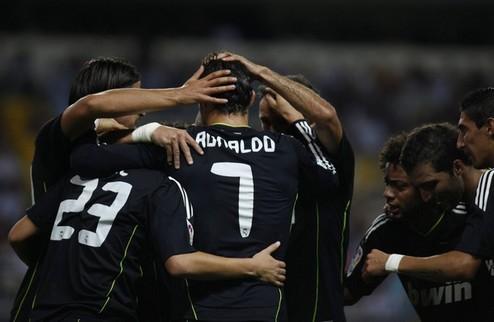 Барселона обыгрывает Валенсию, Реал остается на вершине