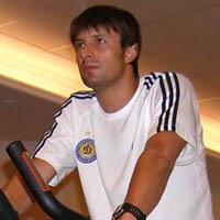 """Шовковский: """"Я уже приступил к работе с мячом"""""""