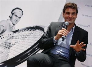 Федерер намерен заработать как можно больше очков
