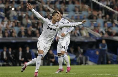 Реал разбирается с Миланом