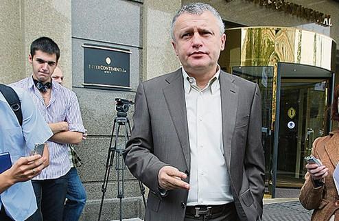 """И.Суркис: """"Работа Газзаева обязательно принесет свои плоды"""""""