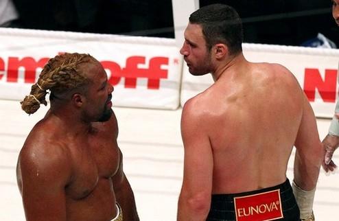 """Бриггс: """"Не получил бы травму – нокаутировал Кличко"""""""
