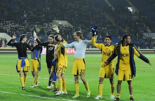 Футболисты Металлиста — о победе над Сампдорией