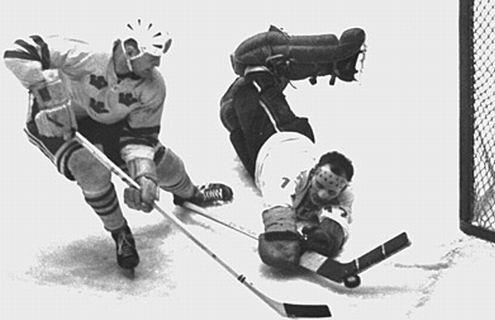 Европейский первопроходец в НХЛ