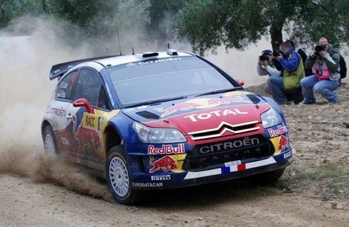 WRC. ����� �������. ���� 1. ˸� � �����