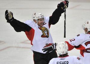 НХЛ. Альфредсон признан первой звездой дня