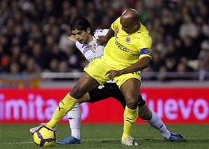 Два игрока Вильярреала восстановились после травм