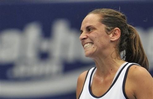 Люксембург (WTA). Винчи празднует победу в финале