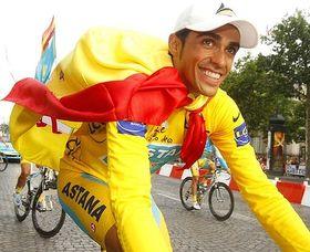 Контадор может участвовать в гонках