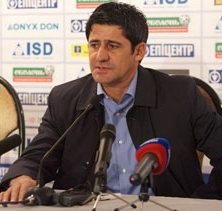"""Костов: """"Грубые судейские ошибки были против нашей команды"""""""