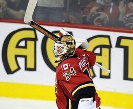 Кипрусофф признан первой звездой дня НХЛ