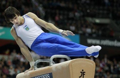 Украинские гимнасты возвращаются с чемпионата мира без медалей