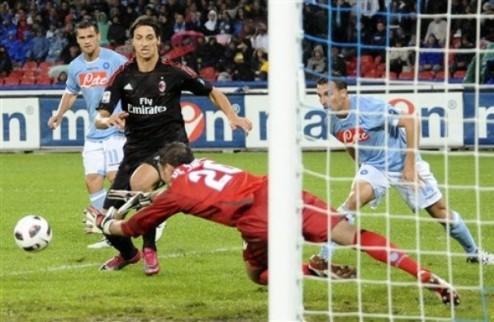 Милан обходит Интер