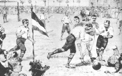 Этот день в истории футбола. Футбол — на старт!
