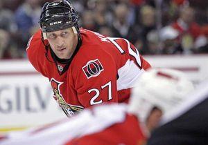 Ковалев признан первой звездой дня НХЛ