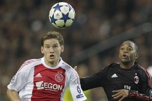 Милан интересуется бельгийским защитником