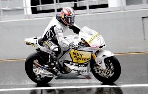 MotoGP. Гран-при Португалии. Первую практику испортил дождь