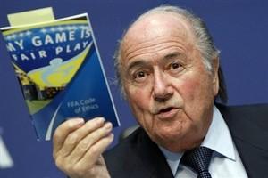 ФИФА не будет откладывать голосование