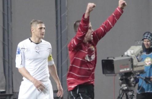 Запорожский Металлург добыл первую победу в чемпионате