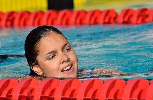 Плавание. Украинская юниорка отличилась на взрослом Кубке мира