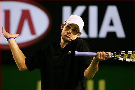 Цель Роддика квалифицироваться на Итоговый турнир года