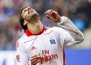 Трое игроков Гамбурга получили травмы