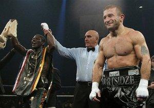 Очередной скандал в мире бокса