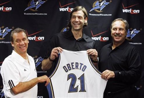Оберто завершил карьеру