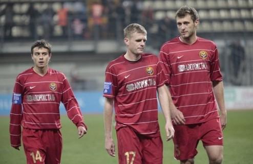 Запорожский Металлург празднует вторую победу кряду