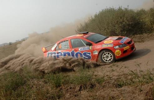 Горбань финишировал третьим в Беларуси