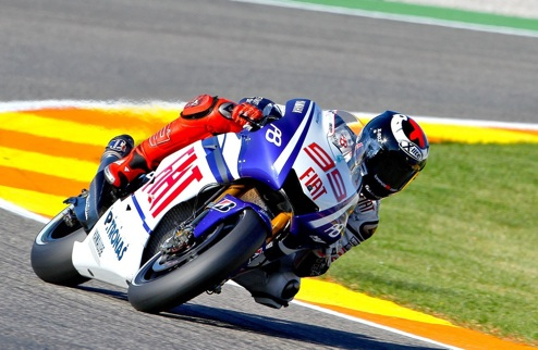 MotoGP. Гран-при Валенсии. Лоренсо закрывает сезон победой
