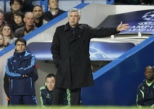 Анчелотти не верит в конкуренцию со стороны Манчестер Сити