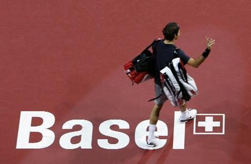 Федерер берет реванш у Джоковича