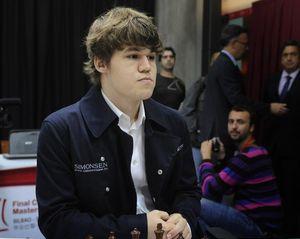 Карлсен отказывается от борьбы за титул чемпиона мира
