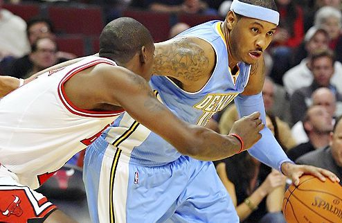 НБА. Трудные победы Чикаго и Далласа