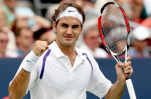 """Федерер: """"Попытаюсь улучшить свои результаты в Париже"""""""