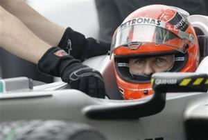 Шумахер не ждет чуда в 2011 году