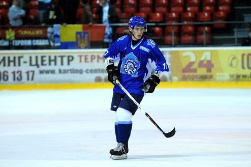 """Н. Буценко: """"Льюис — новый виток в украинском хоккее"""""""