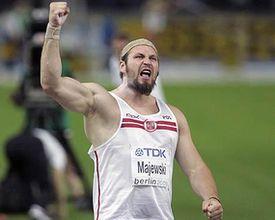 Олимпийский чемпион в толкании ядра восстановился после травмы